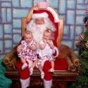 It's Our Birthday and we can cry if we want too…kids crying with santa