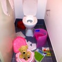 Toilet Training Twins. When the student is ready, the teacher will appear.
