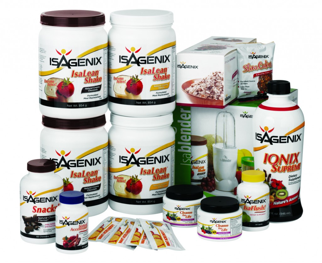 30 Day Isagenix
