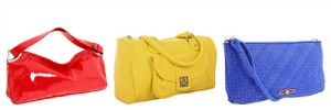 You will look gorgeous carrying one of these brightlycolored bags!