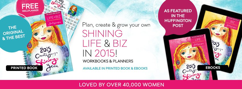 It's your Year with a Leonie Dawson workbook