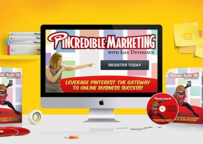Pincredible Pinterest Marketing