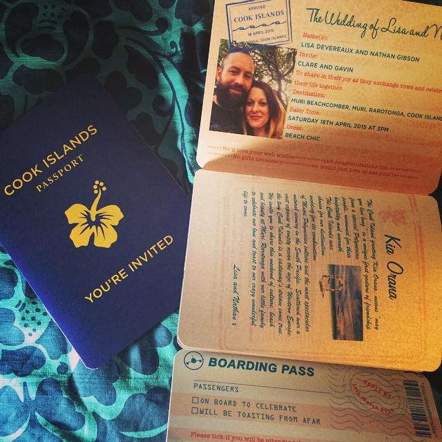 My Beach Destination Wedding Invitation Recommendations